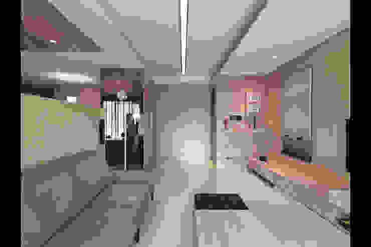 形構設計 Morpho-Design Salas de estar modernas