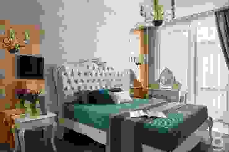 Dormitorios de estilo moderno de (DZ)M Интеллектуальный Дизайн Moderno