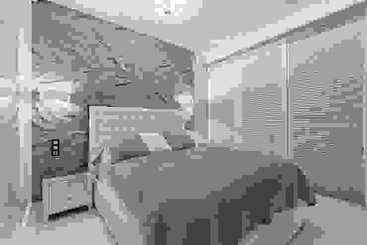 Apartament w Gdyni od Lux Interiors - projektowanie i aranżacja wnętrz Gdańsk, Gdynia, Sopot Nowoczesny