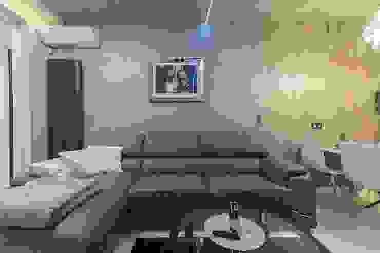 Lux Interiors - projektowanie i aranżacja wnętrz Gdańsk, Gdynia, Sopot Living room