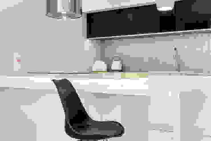 Lux Interiors - projektowanie i aranżacja wnętrz Gdańsk, Gdynia, Sopot Éléments de cuisine