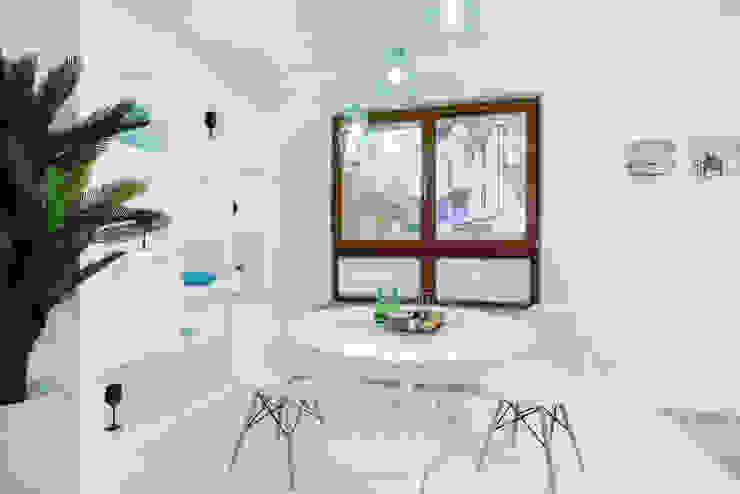 Lux Interiors - projektowanie i aranżacja wnętrz Gdańsk, Gdynia, Sopot Modern dining room