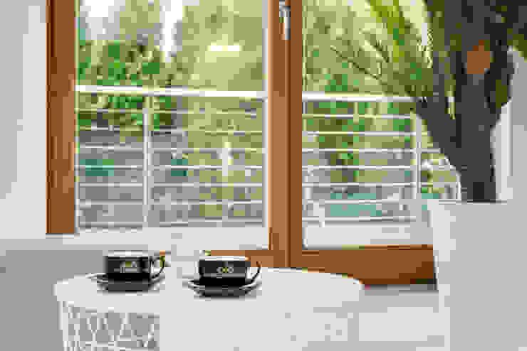 Lux Interiors - projektowanie i aranżacja wnętrz Gdańsk, Gdynia, Sopot Modern living room