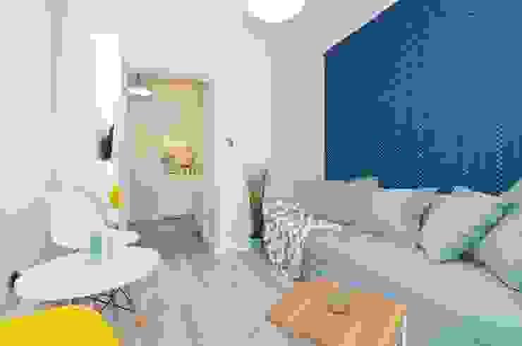 Lux Interiors - projektowanie i aranżacja wnętrz Gdańsk, Gdynia, Sopot Вітальня