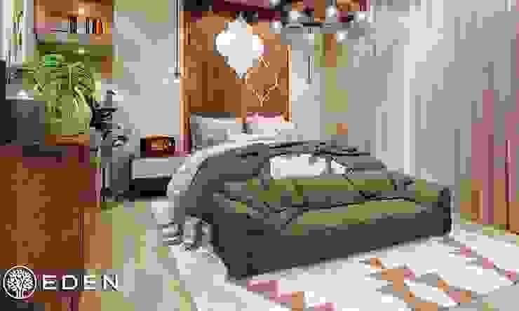 Bedroom من Eden Designs حداثي