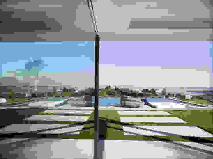 Finestra blindata : Porte di vetro in stile  di Ercole Srl,