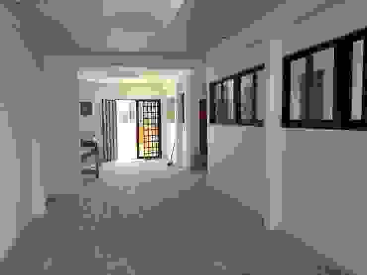 Modern style media rooms by Estudio Arquitectura y construccion PR/ Remodelaciones y Diseño de interiores / Santiago, Rancagua y Viña del mar Modern