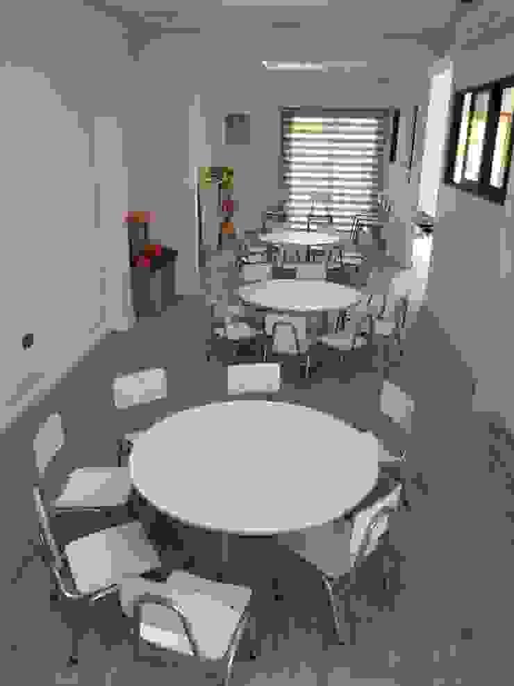 Modern style study/office by Estudio Arquitectura y construccion PR/ Remodelaciones y Diseño de interiores / Santiago, Rancagua y Viña del mar Modern