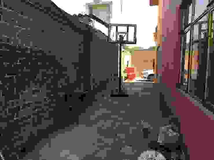 Terraza C. Naranjo / Antes de Soma & Croma