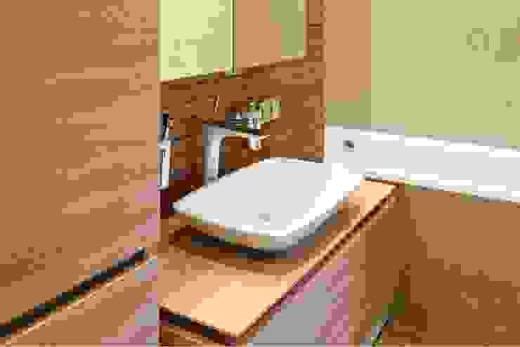 Просто лофт, Москва (реализация проекта) Ванная в стиле лофт от Interior designers Pavel and Svetlana Alekseeva Лофт