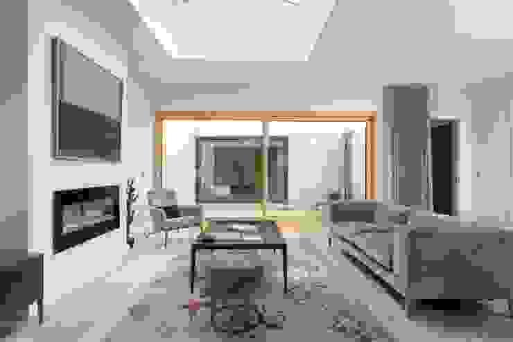 Living Room Sliding Patio Door Marvin Windows and Doors UK Windows & doors Doors Aluminium/Seng Wood effect