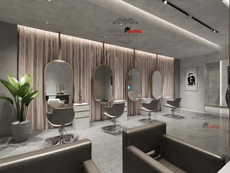 new cairo project salon center من smarthome
