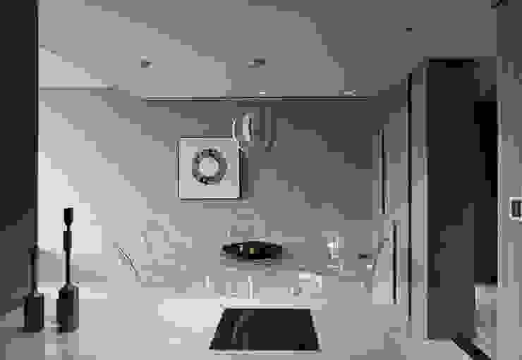 Salas de jantar modernas por 形構設計 Morpho-Design Moderno