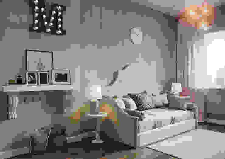 Post Modern Residency ACOR HOME LIFE SOLUTIONS Teen bedroom
