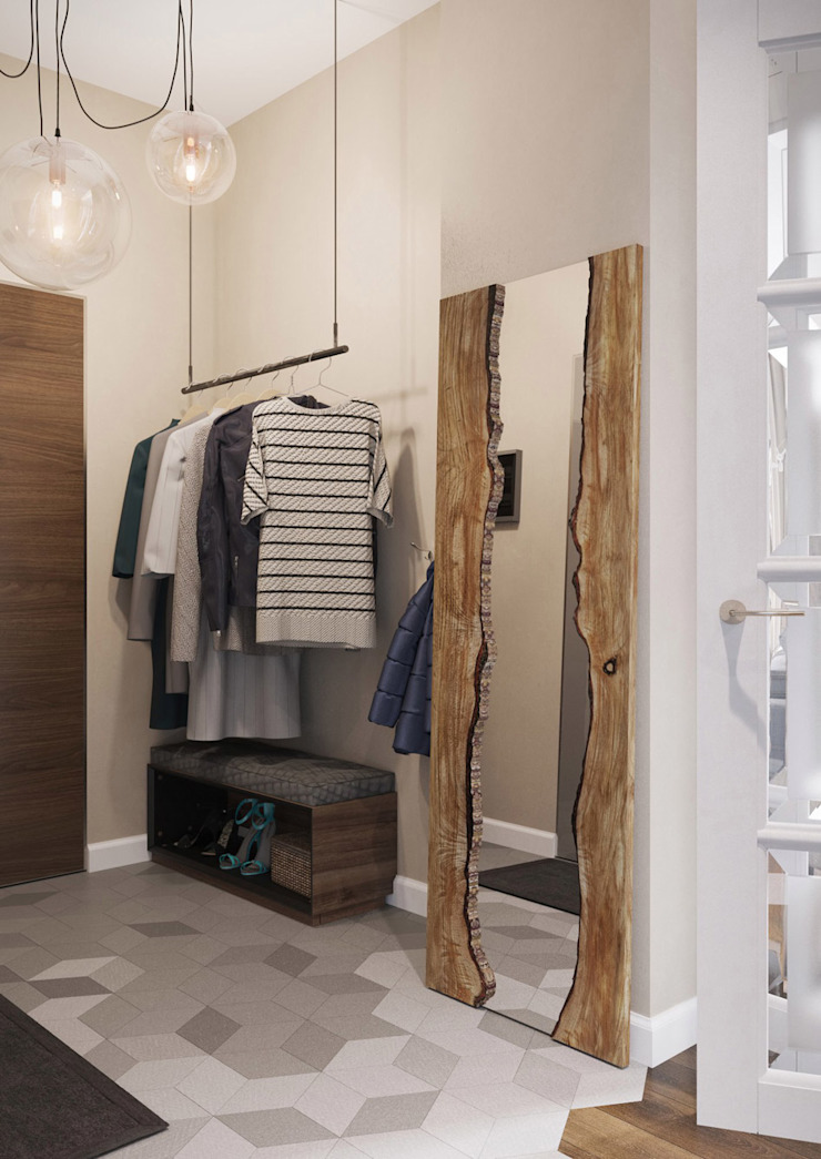 Post Modern Residency ACOR HOME LIFE SOLUTIONS Colonial style dressing room