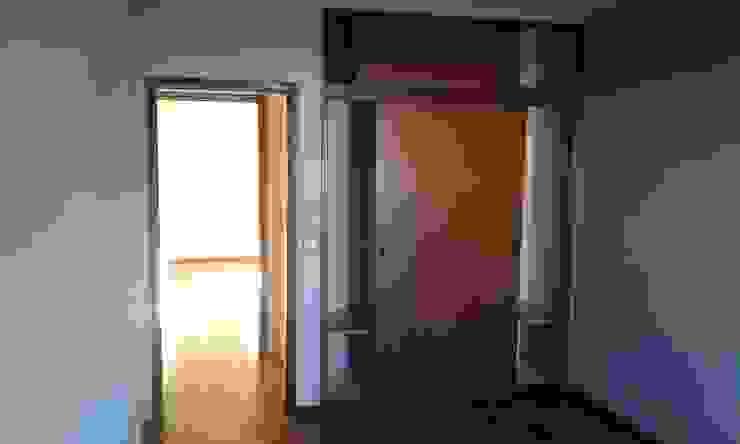 Dormitorios de estilo moderno de CSR Moderno