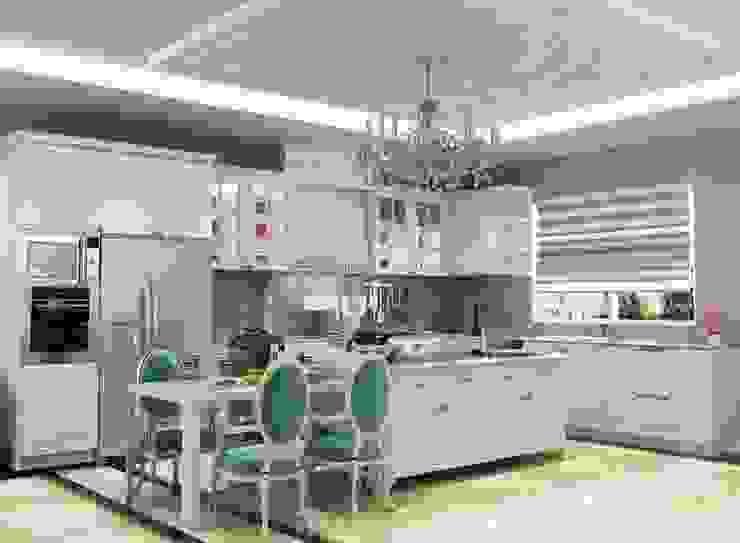 Mutfak Klasik Mutfak Decorvita mimarlık Klasik