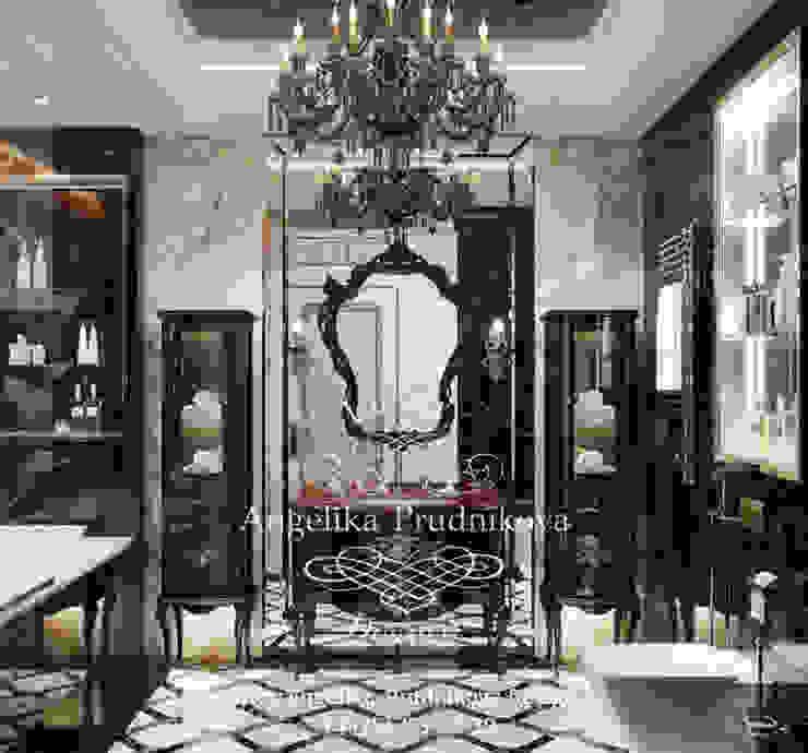 Classic style bathroom by Дизайн-студия элитных интерьеров Анжелики Прудниковой Classic