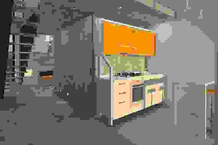 Modern Kitchen by Nuno Ladeiro, Arquitetura e Design Modern
