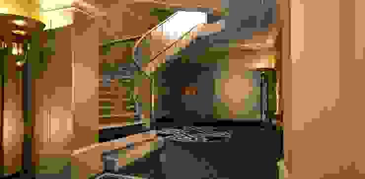 Scala Hall ARTE DELL'ABITARE Hoteles Aluminio/Cinc