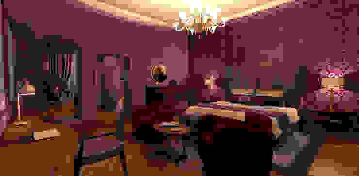 Hotel Room ARTE DELL'ABITARE Hoteles Multicolor