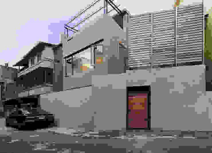 木耳生活藝術-建築暨室內設計/舊屋改造/威士忌的直角、銳角、鈍角 現代房屋設計點子、靈感 & 圖片 根據 木耳生活藝術 現代風 水泥