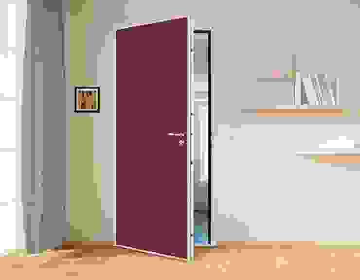 installation de votre porte blindée by Serrurier Paris 75 Classic Aluminium/Zinc