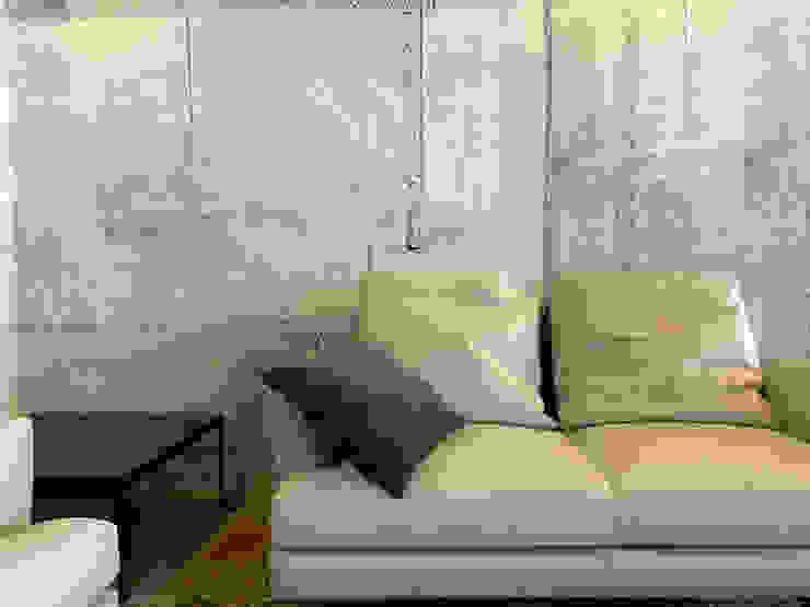 Mazzali Arredamenti Tecnografica Modern walls & floors Grey