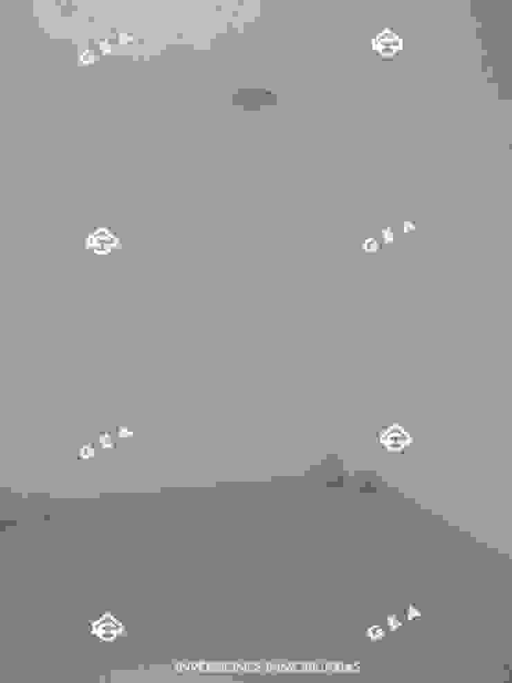 ALQUILER HERMOSO APARTAMENTO CON ACABADOS DE LUJO POR CAMPANARIO Habitaciones modernas de Gea Inversiones Inmobiliarias Moderno