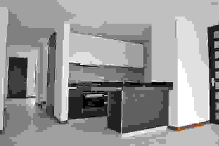 Cocina - Comedor de Francisco Forero Aponte - Arquitecto Moderno