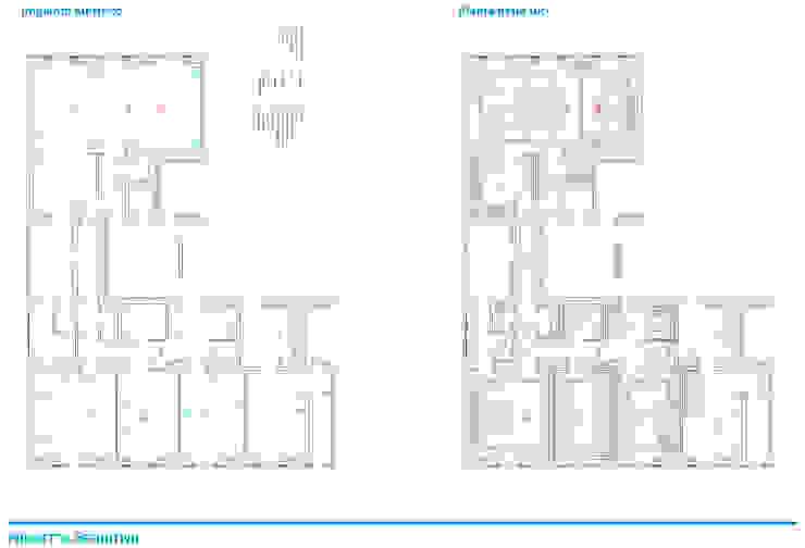 Presentazione iter progettuale di Chantal Forzatti architetto Coloniale Argento / Oro