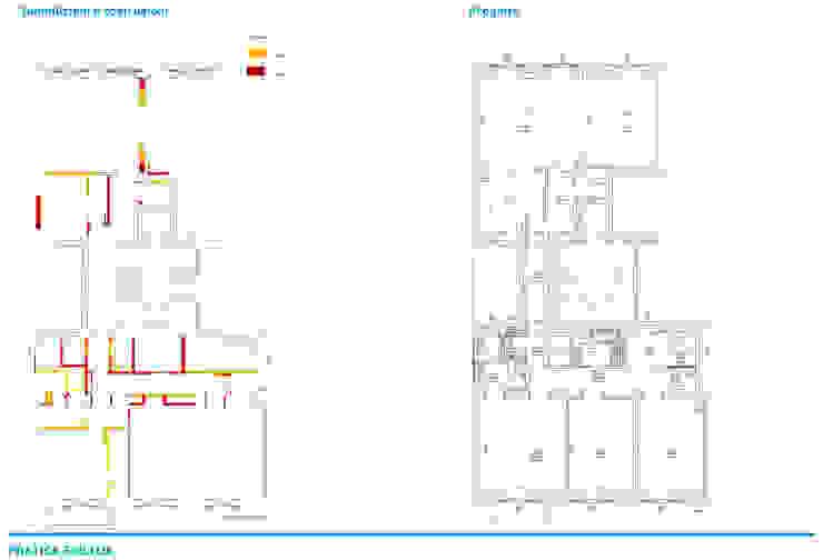 Presentazione iter progettuale di Chantal Forzatti architetto Industrial Piastrelle