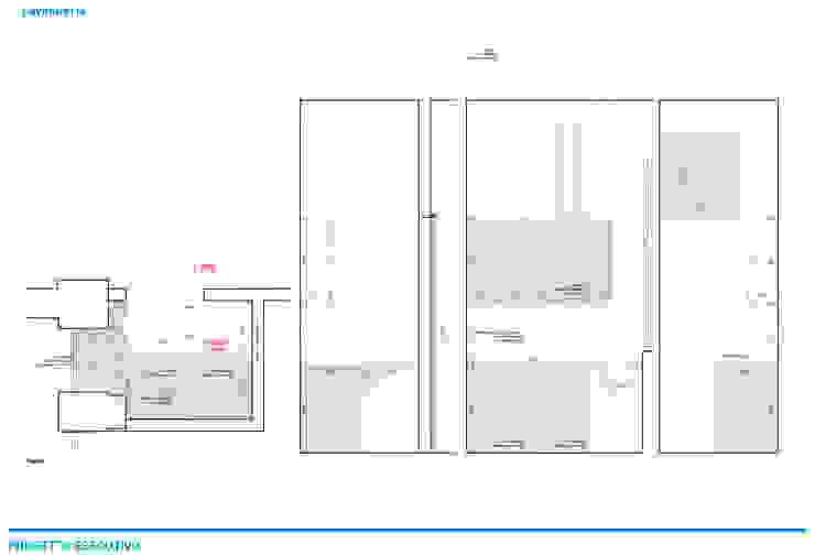 Presentazione iter progettuale di Chantal Forzatti architetto Coloniale Ferro / Acciaio