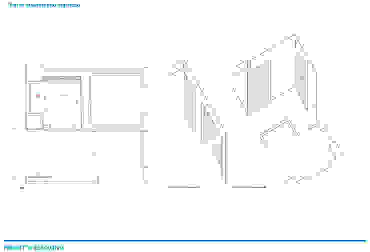 Presentazione iter progettuale di Chantal Forzatti architetto Classico Cemento