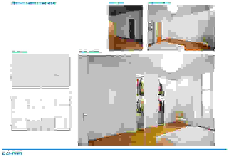 Presentazione iter progettuale di Chantal Forzatti architetto Industrial Ferro / Acciaio