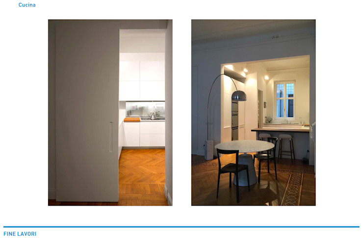 Presentazione iter progettuale di Chantal Forzatti architetto Mediterraneo Ferro / Acciaio