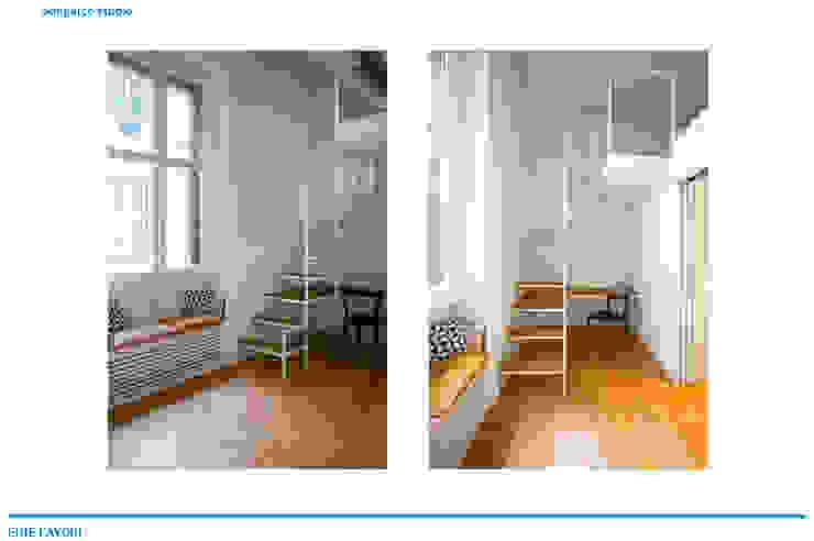 Presentazione iter progettuale Cantina in stile mediterraneo di Chantal Forzatti architetto Mediterraneo Legno composito Trasparente