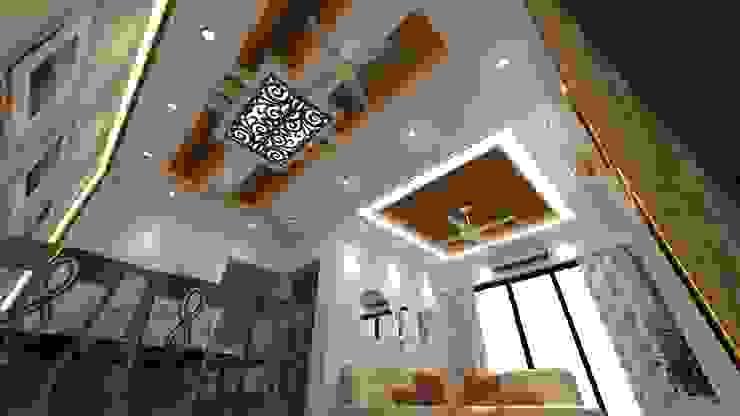 Moderne Wohnzimmer von Clickhomz Modern
