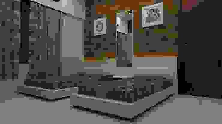 MASTER BEDROOM DESIGN Modern style bedroom by Clickhomz Modern
