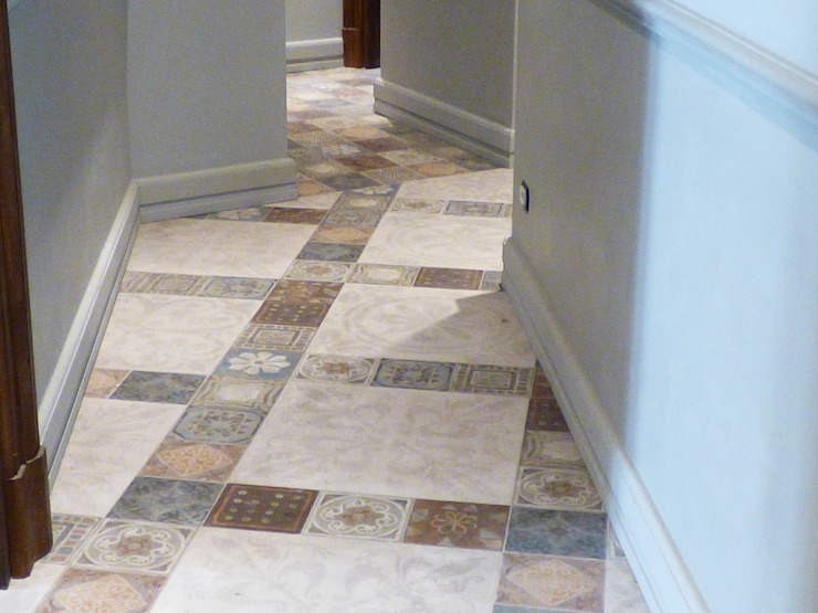 Floors by ARTE DELL' ABITARE, Mediterranean