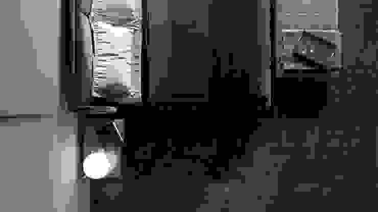 Salas modernas de Ale design Grzegorz Grzywacz Moderno