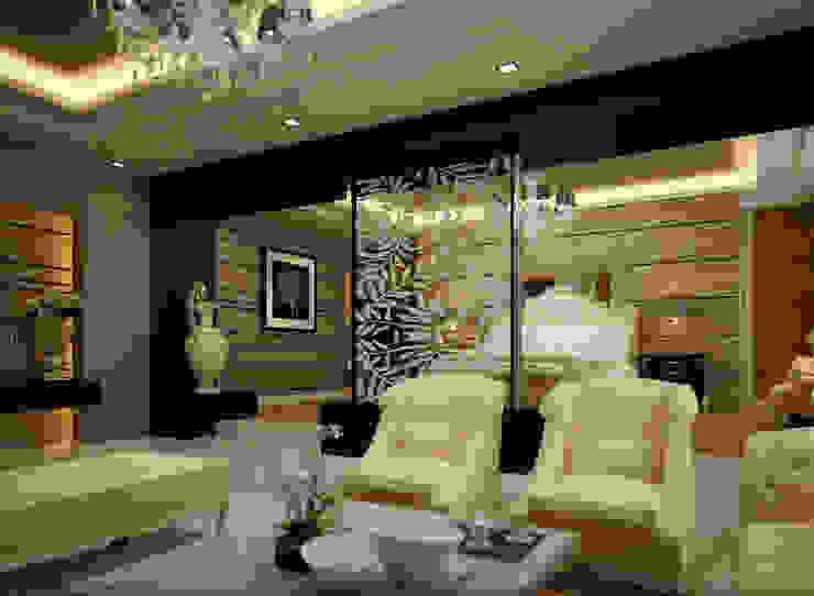 bedroom من smarthome حداثي