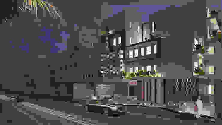 por Saif Mourad Creations Moderno