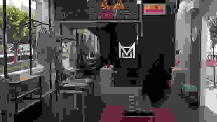 Diseño de boutique MOOREA en buenaventura. de Magrev