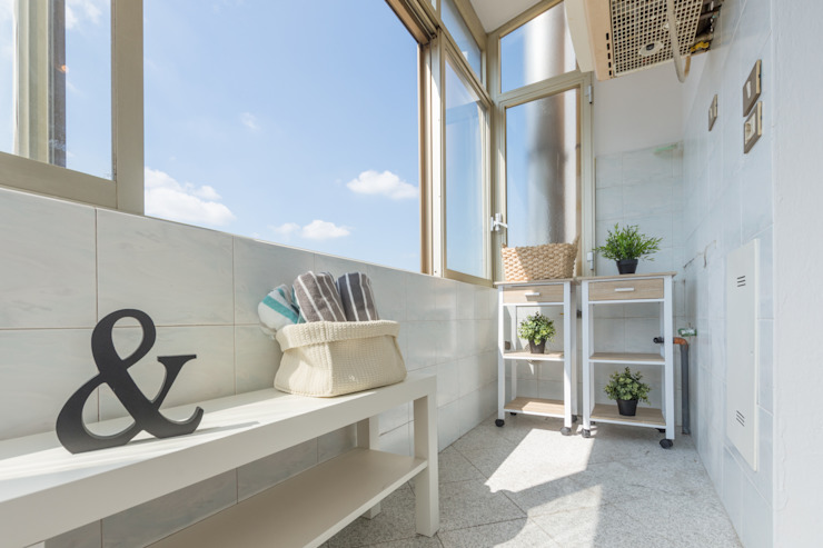HOME STAGING Mirna Casadei Home Staging Balcone