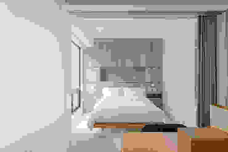 靜享宅 文儀室內裝修設計有限公司 臥室 木頭 Wood effect