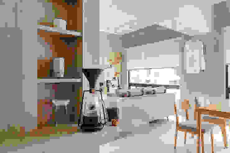 靜享宅 文儀室內裝修設計有限公司 廚房