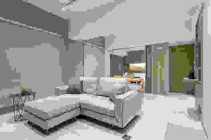 靜享宅 文儀室內裝修設計有限公司 客廳