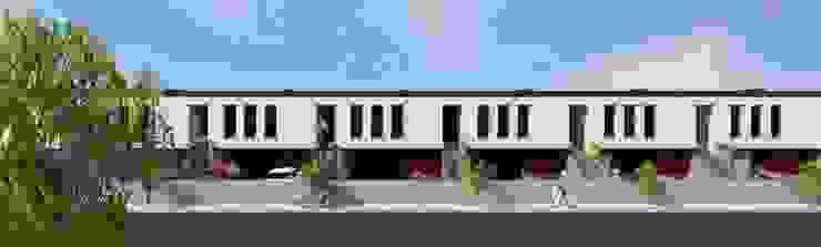 Habitações Multifamiliares por Jah Building Solutions Minimalista