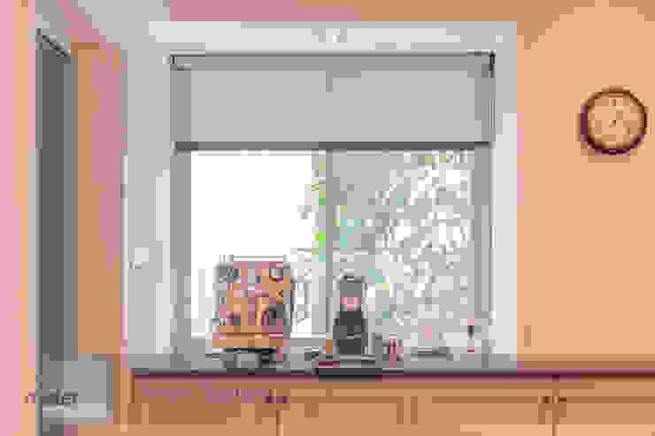 Comedores de estilo clásico de Meter Square Pte Ltd Clásico